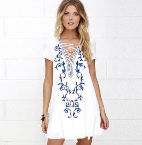 bbf7756246 Tuniki plażowe i sukienki plażowe - RoyalLine.pl - Moda plażowa