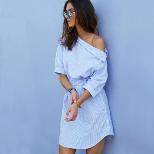 1b49dc12c9 Elegancka sukienka letnia . P466 RoyalLine.pl - Moda plażowa